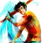 Platz 2: Percy Jackson