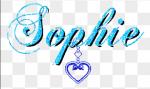 Die zweitplatzierte.... SOPHIE