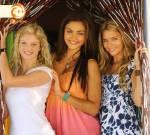 Rikki, Cleo und Bella