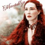 """Vorname: Maedahlyn Nachname: Anscheinend gar keinen Titel: Lady/ die rote Frau/ inoffiziell """"Hexe"""" Geschlecht: Weiblich Alter: 28 Rang: Bera"""