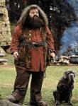 Hagrids Hund heißt Satch!