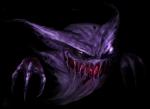 Pokémon: Alpollo Spitzname: Koslop Besonderes Aussehen: Monster. Attacken: Spukball, Gegenstoß, Finsterfaust, Finsteraura, Angeberei, Dunkelklaue St
