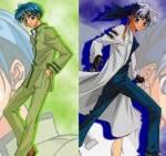 Chiaki's zweite Identität ist Sindbad?