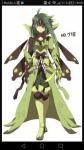((green)) Das bin ich! Name: Cookie Alter: 18 Geschlecht: W Aussehen: Schwarze Haare, grünes Kleid, Pokemon: Zygarde (50% Form) Wohnort: Haus Wunschp