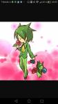 ((olive)) Ich bins! Ju! Name: Julien (Ju) Alter: 19 Geschlecht: M Aussehen: grüne Haare, grüner Anzug Pokemon: Hab vergessen wie das heißt ich scha