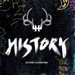 History ist unter welchem Entertainment?