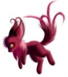 ((Frei)) Name: Feuerherz Alter: 3 Blattwechsel Geschlecht: Kater Aussehen: Hübscher, roter langhaariger Kater mit leuchtend grünen Augen, weinroter