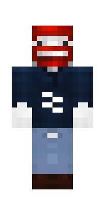 Derkev skin  YouTuber Minecraft Skin Quiz