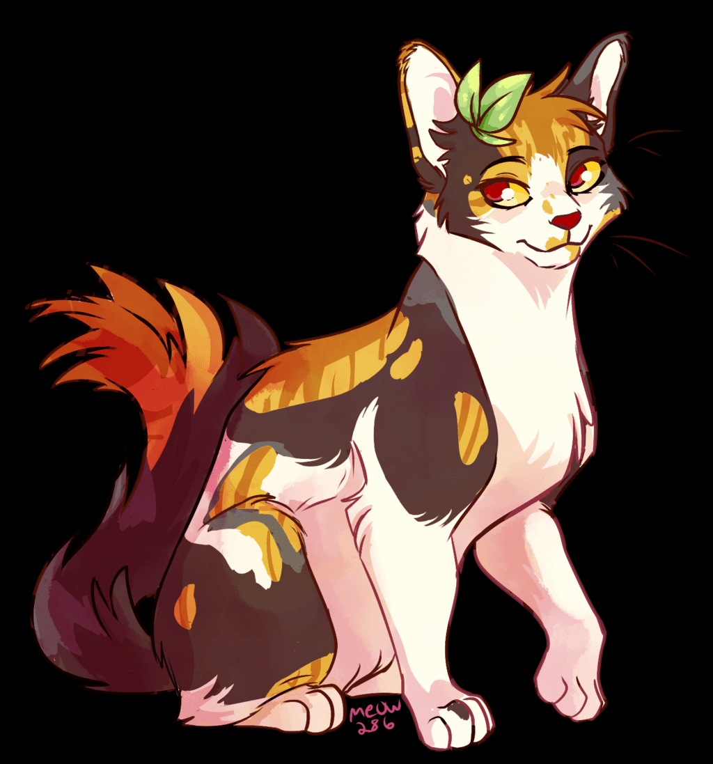 Warrior Cats Fuchs