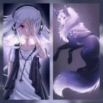 Name: Yuki Alter: 15 Geschlecht: weiblich Charakter: verträumt, leicht gereizt, ab und zu genervt, nett Aussehen: Siehe Bild Art: Abkömmling von Tsu