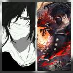 Name: Reaper Alter: 20 Geschlecht: männlich Charakter: leicht böse, kühl, leicht wütend/gereizt, verschlossen Aussehen: Siehe Bild Art: Dämon Zuh