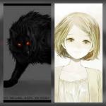 Name: Ring Alter: 18 Geschlecht: W Art: Welwolf Wolfgestalt: eigentlich wie ein normaler schwarzer Wolf nur etwas größer und mit roten Augen Mensche