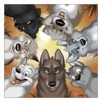 Wer spielt wen?: Lobito: -Hoole (Eule) -Faolan (Wolf) -BlackBerry (Panter) - Wild (Wildpferd) - Gluck (Seehund) -Snape (Kreuzotter) - Fee (Mensch) -Wi
