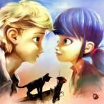 ((olive))((big))Miraculous - Was ist das?((ebig))((eolive)) 'Miraculous - Geschichten von Ladybug und Cat Noir' ist eine Serie im Disney Cha