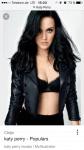 Katy Perry Sie hat eine tolle Stimme und macht tolle Videos. Schaut sie euch doch mal an!