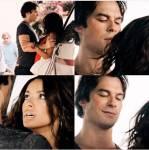 In welcher Staffel zögert Damon, Bonnie vor dem Auto zu retten?