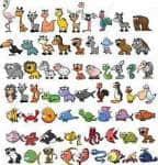 Was sind deine Lieblings Tiere?