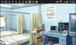 Das ist die Krankenstation. Wenn du krank oder verletzt bist wird dich die Ärztin heilen. Wenn es aber zu schlimm ist musst du ins Krankenhaus.
