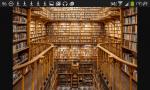 Das ist die riiieeeeesige Schulbibliothek. Dort gibt es zu so ziemlich jedem Thema mindestens ein Buch!