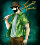 Platz 3: Poseidon