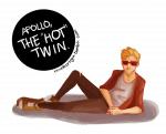 Platz 2: Apollo