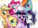 Wurde Prinzessin Cadence als alihorn geboren oder als ein normales pony?