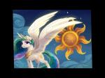 Wieso wurde Luna auf Prinzessin celestia neidisch?