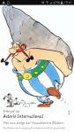 Was sagt Obelix in jedem Band?