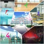 ((big))((bold))((olive))Schule-Otoko((ebig))((ebold))((eolive)) Das Gebäude ist auf dem mittlerem Bild. ((bold))Erdgeschoss:((ebold)) -AG Räume -Men