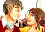 Die Wahlen der Percy Jackson und Helden des Olymp Figuren - Auswertung der Kategorie 3 vom Februar