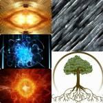 ((green))((bold))Die 5 Elemente der östlichen Kultur((egreen))((ebold)) In der östlichen Kultur sind 5 Elemente bekannt. Sie werden den 12 Tierkreis