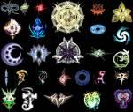 ((navy))((big))((unli))Runen: ((enavy))((ebig))(((eunli)) Die Runen sind magische Waffen, die wir beschwören können. Aber nur wenige haben eine Rune