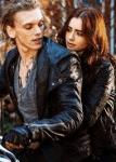 Wo sieht Clary Jace zum 1. Mal?
