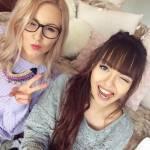Viktoria und Sarina sind Schwestern?