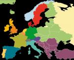 Welches von den drei Ländern berührt die Ostsee?