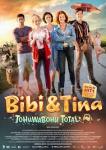 """Der dritte teil von der Filmreihe Bibi und Tina heißt """" Tohuwabohu total"""""""