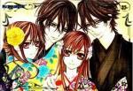 Wer sind Kanames und Yukis Eltern?