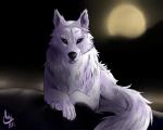 Johnn als Weißer Wolf: