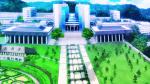 ((bold))((teal))Das Schulgebäude:((ebold))((eteal)) -Speisesaal -Cafe -Bücherei -Klassenzimmer -Lehrerzimmer -Büro der Direktorin -Tanzräume -Band