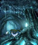 ((gray))Mein Pokémon-Charakter((egray)) ((bold))Name((ebold)): ((blue))Lonelines((eblue)) ((bold))Pokémonart((ebold)): Evoli ((bold))Geschlecht((ebo