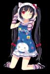 Vorname: Sora, aber sie sagt immer das sie Candy heißt Nachname: Candy Geschlecht: Weiblich Alter: 10 Jahre Aussehen: Siehe Bild Haare: Schwarz in 2