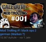 Wann kam seine erste Mod Trolling Folge?