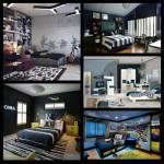 ((blue))Die Jungs Zimmer((eblue)) Es gibt 5 Zimmer pro Zimmer gibt es Jeweils: -5 Betten -5 Schränke -1 Badezimmer -1 Spiegel Musik: (oben links) - -