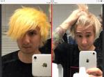 Was hatte Ju früher für Haare?