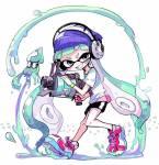 Name: Nelly (Sie gibt sich den Namen Galaxania) Nachname: Saphira Moon Alter: 11 Farbe der Tinte: Türkisgrün Augenfarbe: Grün-braun Frisur: Lange T