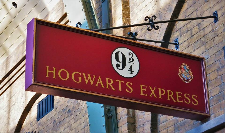 Pottermore Häusertest