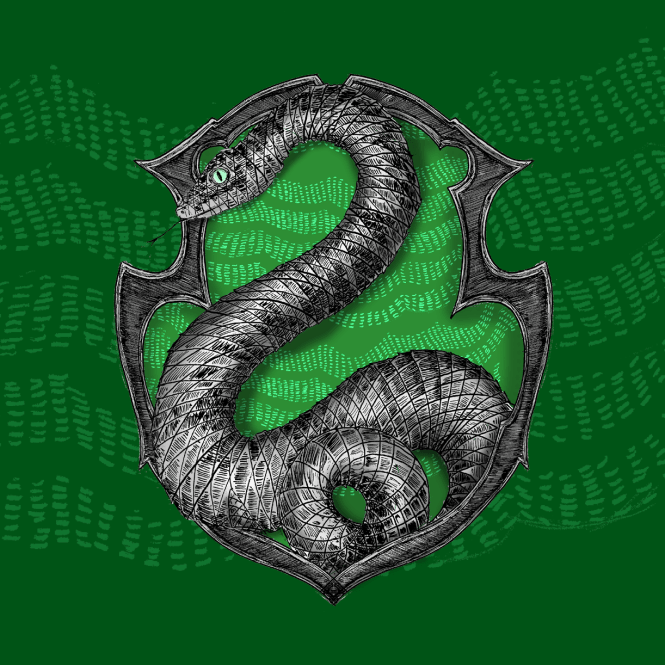 Pottermore Häusertest