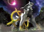 In diesem Rpg spielen auch Pokémon wichtige Rollen. Hier werden die wichtigsten Charaktere vorgestellt. ((gray))((bold))ARCEUS((ebold)) Das mächtigs