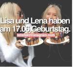 Wie alt sind die Twins? Stand(21.04.2017)