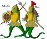 Platz 4: Otis&Ephialtes